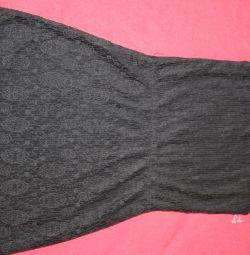 Noul rochie KIABI, dantelă pe căptușeală.