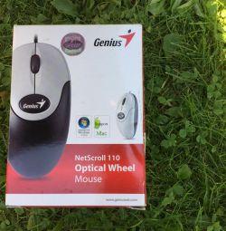 Мышь Genius новая