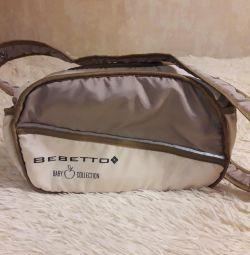 Τσάντα για παιδική μεταφορά