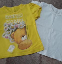 Tricouri pentru 3-4g