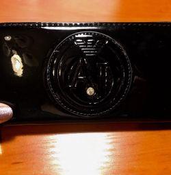 Νέο πορτοφόλι - πορτοφόλι Armani Jeans AJ Armani