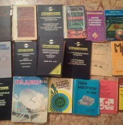 Cărți, directoare, reviste pentru radiotehnie