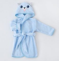 Dressing gown children's new