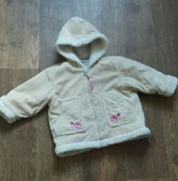 Jacket for autumn 1-2 years