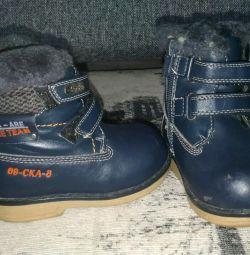 Μπότες του χειμώνα