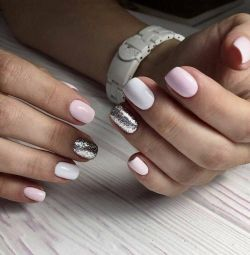 Manicure / Strengthening / Building