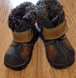Μπότες δερμάτινες-δερμάτινες μπότες 25