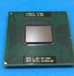 Επεξεργαστής φορητών υπολογιστών T7300 T7500 T7700