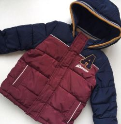 Το μπουφάν ζεστό f. Matalan, 12-18 μήνες
