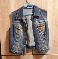 Jeans jachete și vesta p.44-46