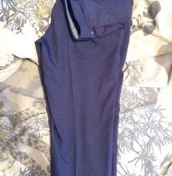 Pantaloni pentru bărbați marcați