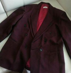 Man's jacket.