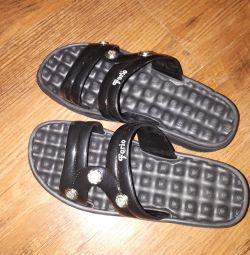 Papuci sunt noi!