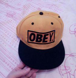 Teenager's cap