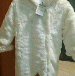 Salopetă 68-74 salopete urs)))