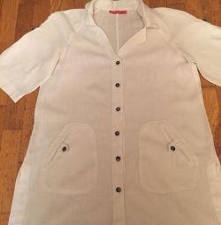 Рубашка,лен