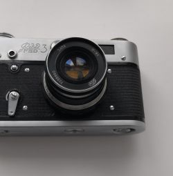 FED-3 camera with I-61 lens