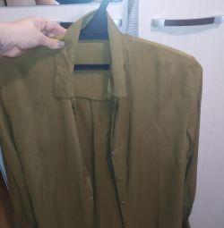 Cămașa rochie 48-50 este foarte moale