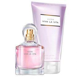 Avon Parfümeri suyu Viva La Vita hediye ile