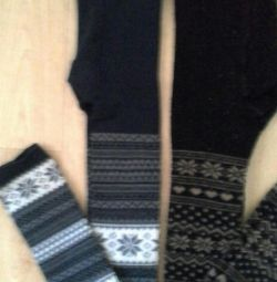 Warm leggings for 1 - 2 cl.product Korea.