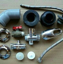 Υλικά για υδραυλικά