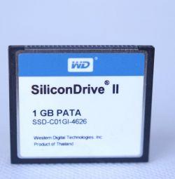 Card de memorie pentru fotografie sau cameră video.