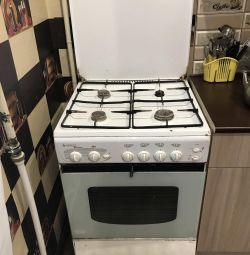 Gas stove GEFEST without documents