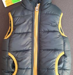 Children's vest NEW