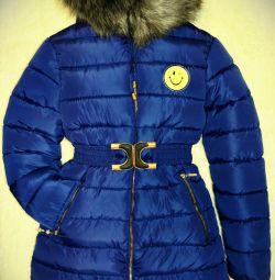 Παιδικό παλτό χειμώνα