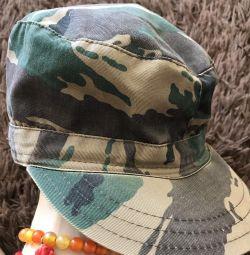 Kepi camouflage