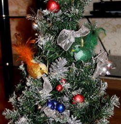 Νέο έτος δέντρο μικρό desktop