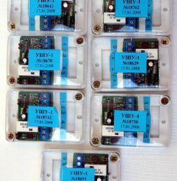 Pentru semnalizarea senzorilor WUSH-1