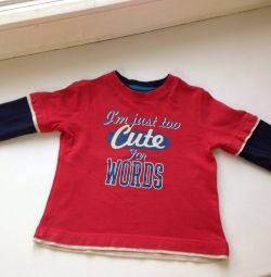 Longsleeve Mothercare (1,5-2 years)