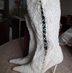 Cizme textile