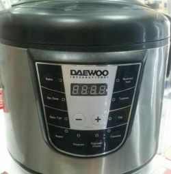 Daewoo DMC932 / I1 multicooker / exchange guarantee