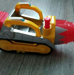 Toy Boer Machine