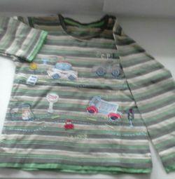 T-shirt για ένα παιδί ύψος 104-110