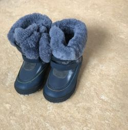 Çocuk kışlık botları