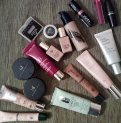Cosmetics!!! For all.