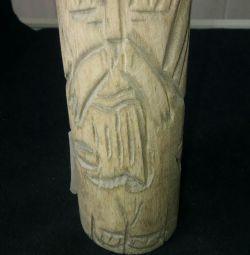 Vedeta statueta este idolul lui Brownie. Cedar. 10cm