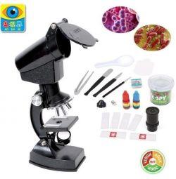Μικροσκόπιο για παιδιά 8+ Νέο