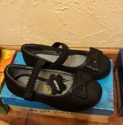 Pantofi Kotofey noi
