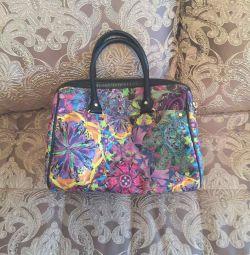 Gusto çantası, hakiki deri