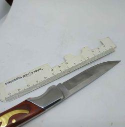 Πτυσσόμενο μαχαίρι Columbia A140 ενδιαφέρον αξιόπιστο