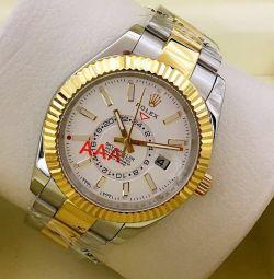 Часы Rolex Sky-Dweller