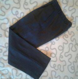 Çocuklar için pantolon.