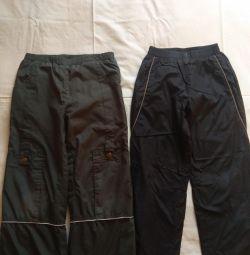 Pantaloni pe stradă