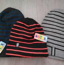 ανδρικό καπέλο p.55-56 demi-season