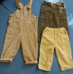 Παντελόνια για ένα αγόρι