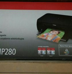 MFP Canon Pixma MP 280 μελάνης